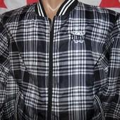 Фирменная стильная спортивная курточка бренд Everlast (Эверласт) хл-2хл .