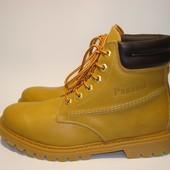 Демисизонные мужские ботинки