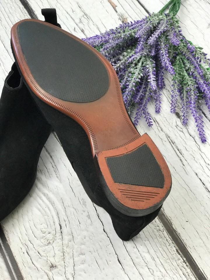 Мужские ботинки челси Asos с острым носком из натуральной замши  SH3533 фото №2