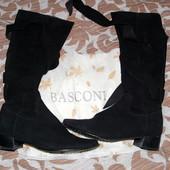 Демисезонные сапоги Basconi р37 стелька 25см