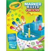 Мастерская для создания маркеров со штампиками от Crayola