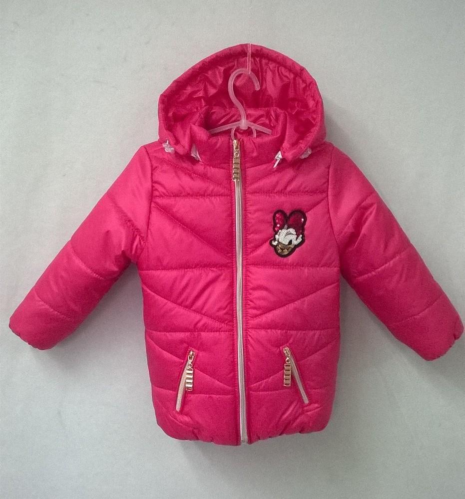 Куртка демисезонная разные цвета. фото №1