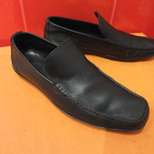 Элегантные туфли р. 43 (9) Hugo Boss; Индия; натуральная кожа;