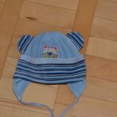 Удобная шапка