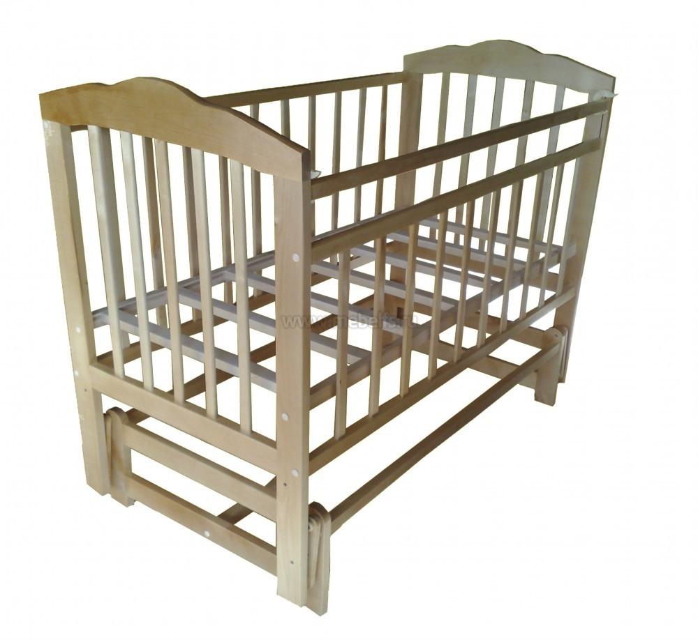Детская кроватка фото №1