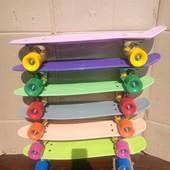 Распродажа Penny bord скейт пенни борд пениборд супер цена много цв качество