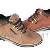 Ботинки мужские , зима, натуральная кожа