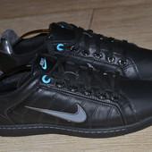 Nike  39р кроссовки кожаные слипоны Оригинал