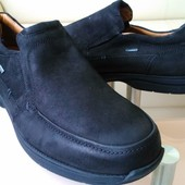 Fretz man, 46 р. Кожаные Швейцарские туфли ботинки TenTex.