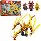 Конструктор Ninjago 330дет. 3102