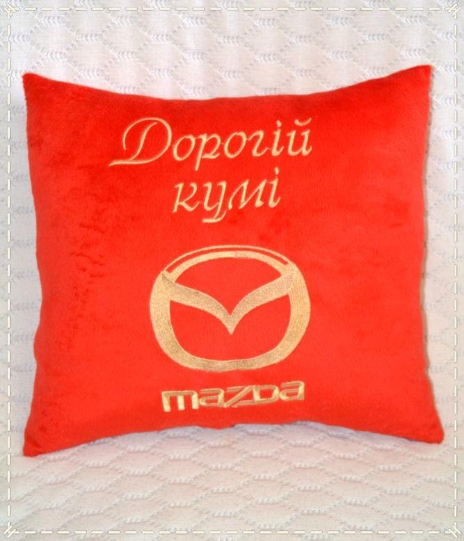 Автомобильная подушка, подушка для авто фото №1
