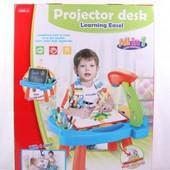 Детский стол с проэктором (300)