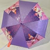 Зонт Monsoon 3D , трость, детский