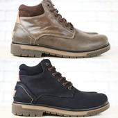 Ботинки Multi Shoes на меху из натур. кожи, р. 41,42,45, код nvk-2811