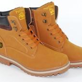 Женские зимние ботинки Timberland,Тимберленд 499грн