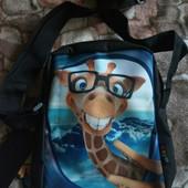 Прикольная детская сумочка