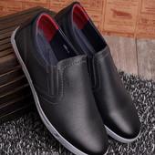 Мужские классические туфли 15773-5 две модели