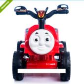 Детский мотоцикл M 3561E-3 Томос красный