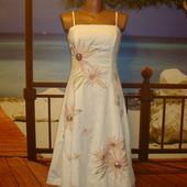 Платье бюстье хлопковое с вышивкой р.8-10 Definitions