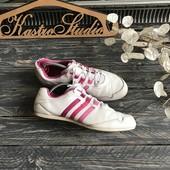 Кожаные кроссовки Adidas p-p 38