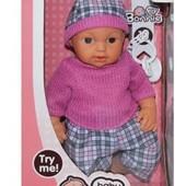 Кукла пупс от Bonnie