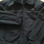 Куртка на флисе Fred Perry оригинал р.48-50