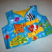 Жилет надувной детский для плаванья на 3-5 лет