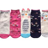 Носки для девочки 5 шт (1-3 года) Primark