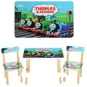 Детский столик со стульчиками 501-27