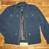 Мужская демисезонная куртка Hugo Boss, оригинал, разм. 48