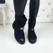 Ботинки красивенные Dolce