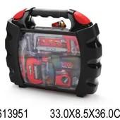 Набор инструментов в чемодане 33,0*8,5*36,0см
