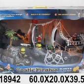 Игровой набор Пиратский корабль в коробке 60,0*20,0*39,5см