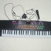 Electronic Keyboard M-5468 детский синтезатор