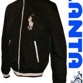 Мужская куртка осень-весна (поло)код 267 размеры с 46 по 52