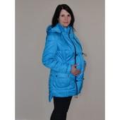Демисезонная куртка для беременных 2 в 1