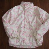 Фирменная Regatta оригинал термо куртка девочке на 9-10 лет