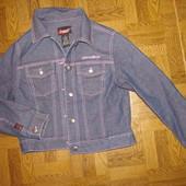 Куртка джинсовая женская р-S Johnny Blaze