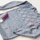 Мужские свитера (Polo), супер качество. Шерсть+акрил.