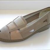 Туфли Rieker р. 5,5 (24,5 см)