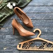 Стильные горчичные туфли лодочки Dorothy Perkins р-р 38