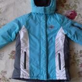 Куртка зима Dopo Dopo (Германия). Рост 134-140. Отличная!