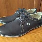 Кожаная обувь Haver Польша