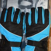 Новые лыжные перчатки на большую руку
