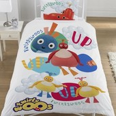 Детское постельное белье комплект Twirlywoos Англия полуторный