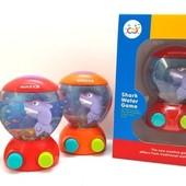 Игра водянные колечки, 3 цвета, в коробке 15,0*6,5*19,0 см