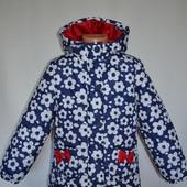 Курточка Ladybird 6 - 7 лет, 116 - 122 см.