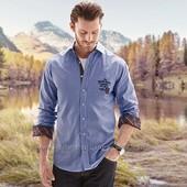 Рубашка под джинс.ТСМ.Германия.размер 41-42