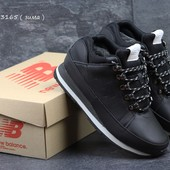 Зимние ботинки New Balance 754 black