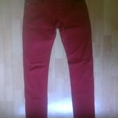 Фирменные джинсы скинни 30-32 р.